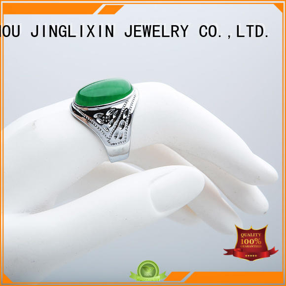 pink diamond ring round for sale JINGLIXIN