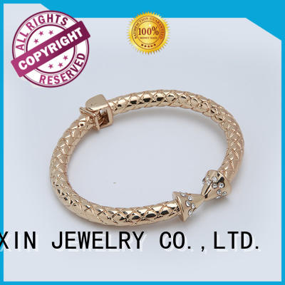 JINGLIXIN czech rhinestones semi-precious stones bracelet hot sale for ladies