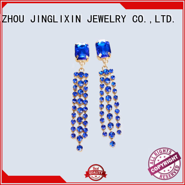 Custom wholesale fashion earrings Supply for concerts