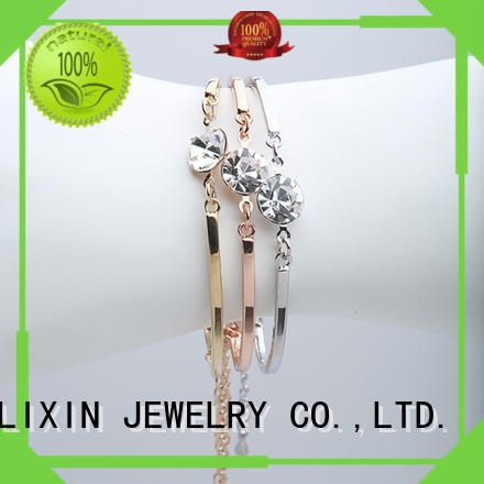 JINGLIXIN Top braided rope bracelet company for party