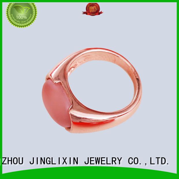 jadeite sale gemstone JINGLIXIN Brand custom ring factory