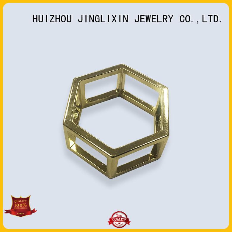 zinc women's jewelry accessories steel plated cufflinks for ladies
