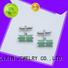 JINGLIXIN Brand alloy copper hardware jewelry czech