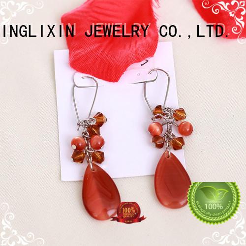JINGLIXIN earring designer earrings professional for women