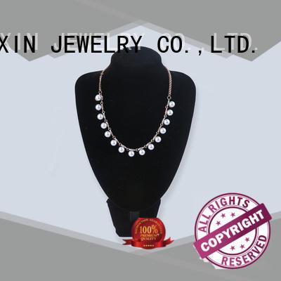 JINGLIXIN swarovski gold jewellery necklace for party
