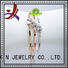 JINGLIXIN Brand plated rose wholesale bracelets personalized factory