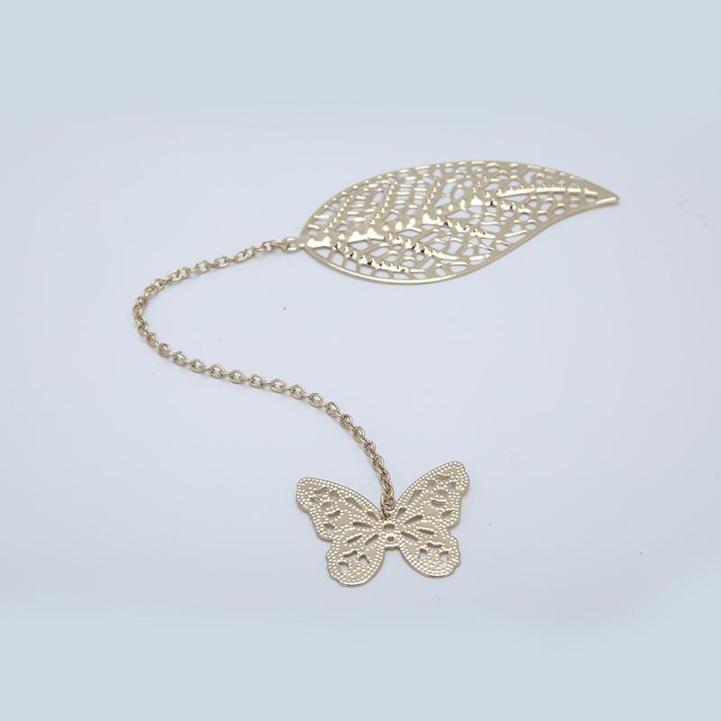 Custom fashion copper bookmark accessories