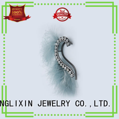 Latest earrings wholesale company for ladies