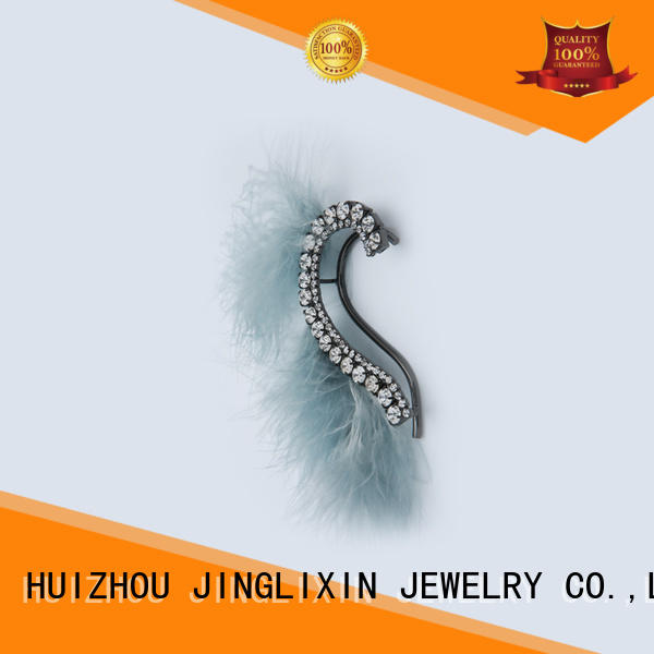 diamond pendant earrings with name for women