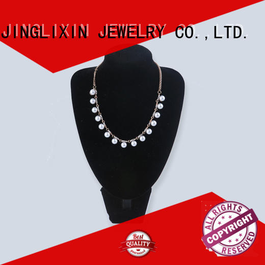 JINGLIXIN Best fashion necklaces company for women