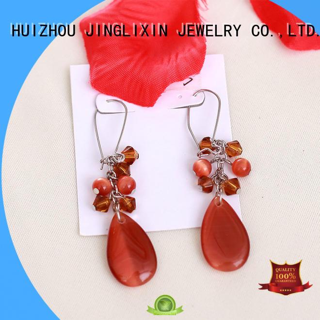 JINGLIXIN custom earrings for business for sale