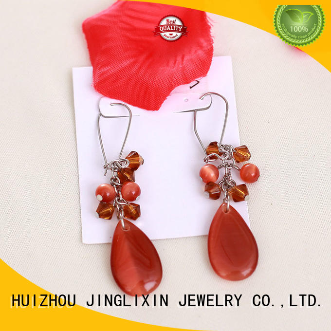 earrings wholesale abs for women JINGLIXIN