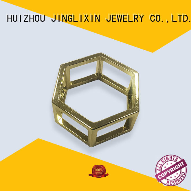 environmental rhinestones white jewelry accessories lens JINGLIXIN Brand