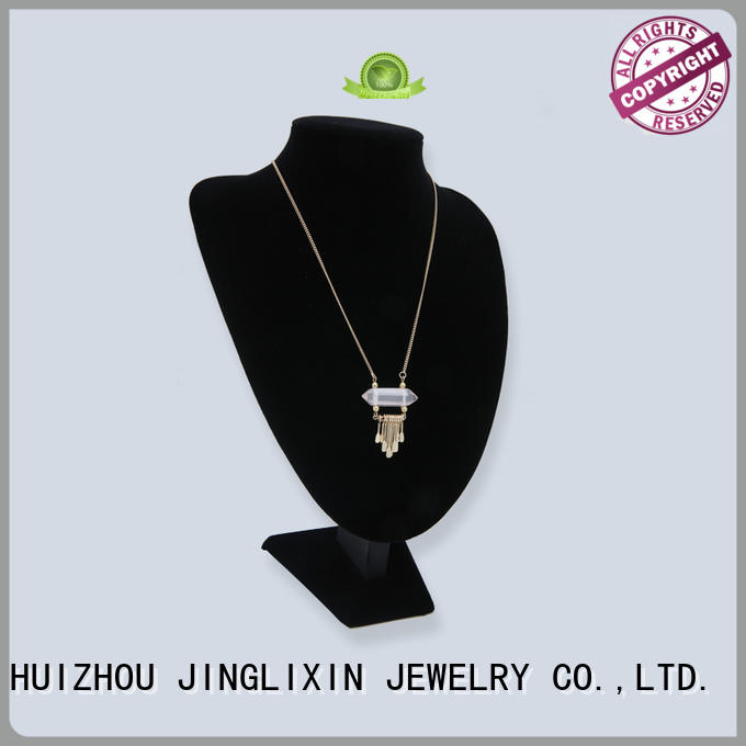 JINGLIXIN diamond jewelry necklaces factory for party