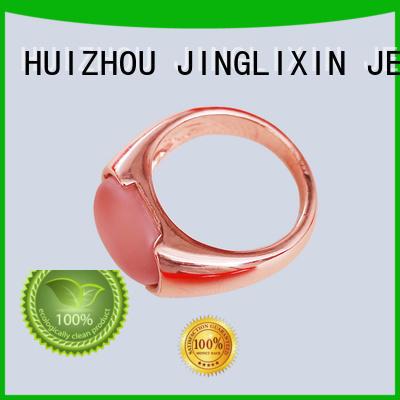 JINGLIXIN white custom rings for women manufacturer for women