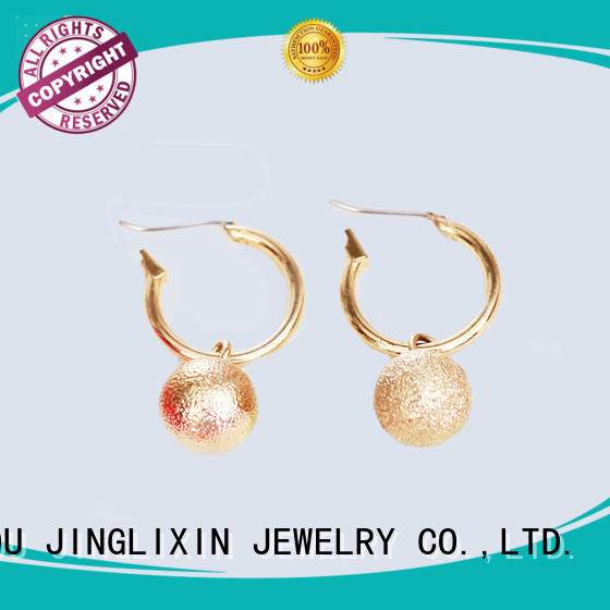 JINGLIXIN jewelry earrings manufacturers for concerts