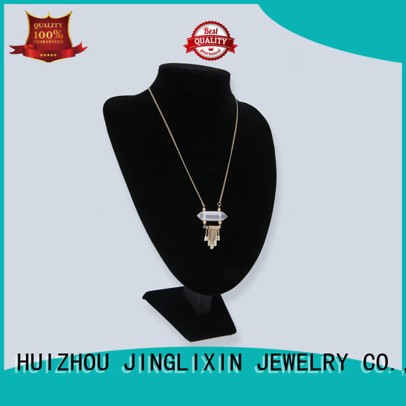 new fashion necklace glass necklace