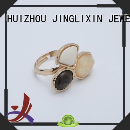 custom ring rose 925 JINGLIXIN Brand wholesale fashion rings