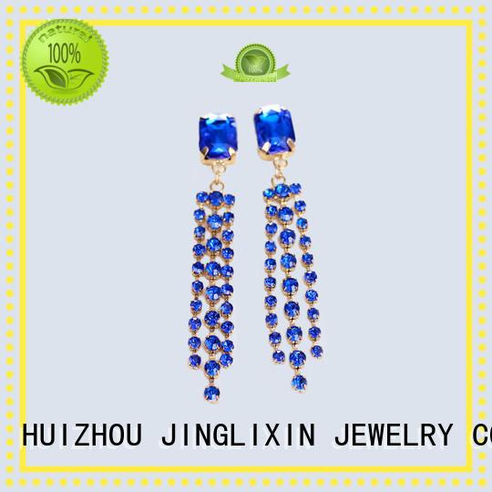 abs earrings wholesale supplier for sale JINGLIXIN