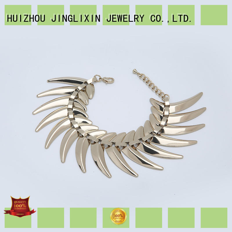 custom charm bracelets manufacturer for ladies JINGLIXIN