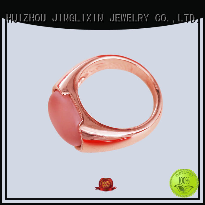 gold female ring odm service for present