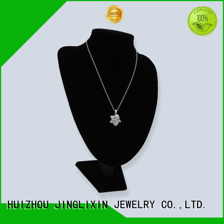 long costume necklaces for gifts JINGLIXIN