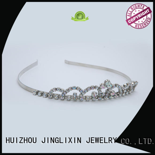 glod white clip JINGLIXIN Brand jewelry accessories