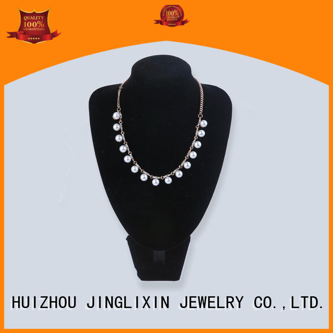 abs beads fashion necklace k for guys JINGLIXIN