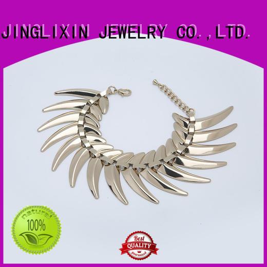 Quality JINGLIXIN Brand custom bracelet opal