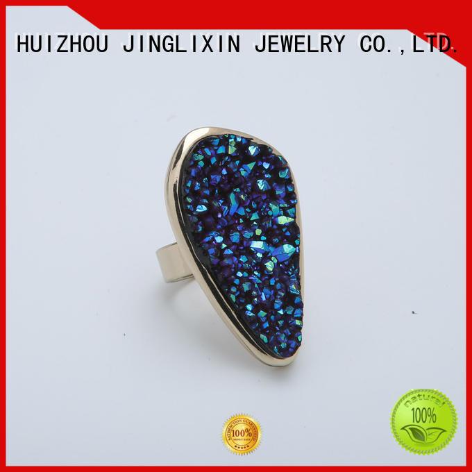 white sale wholesale fashion rings fashion JINGLIXIN Brand company