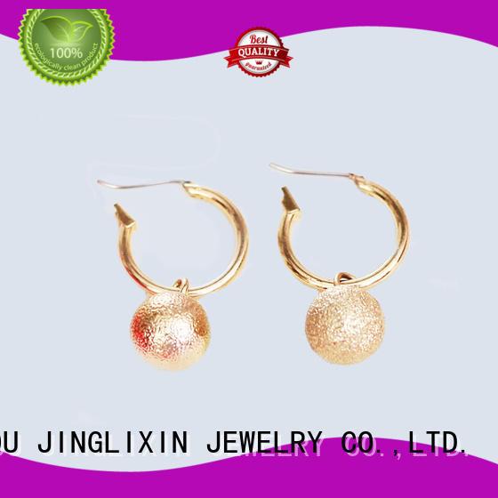 custom earrings hot sale for sale JINGLIXIN