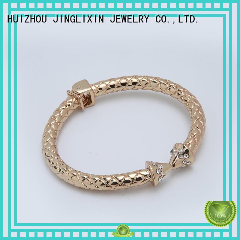 JINGLIXIN tricolor bracelet design wrist for ladies