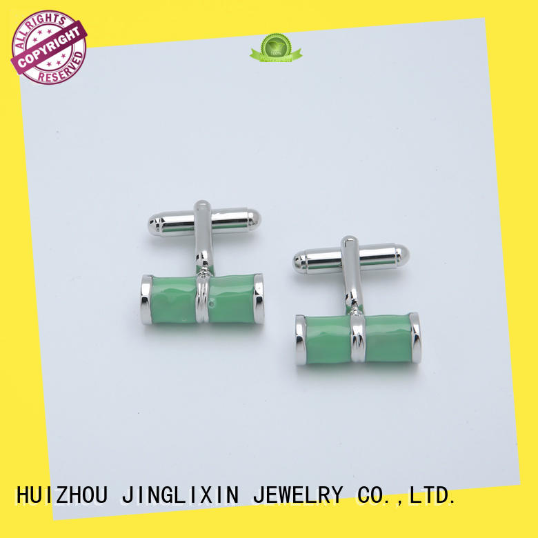 alloy custom cufflinks environmental protection for sale