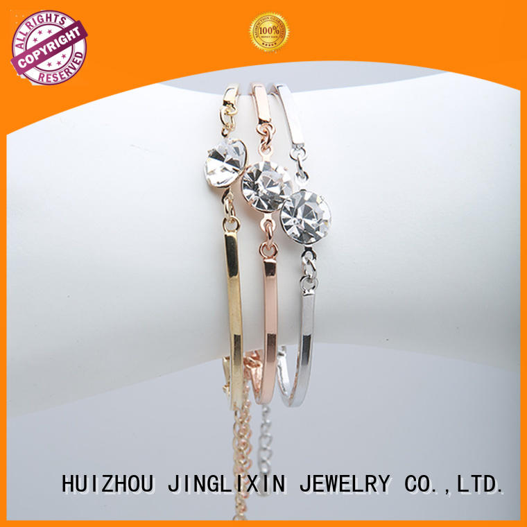 customize bracelets for ladies JINGLIXIN