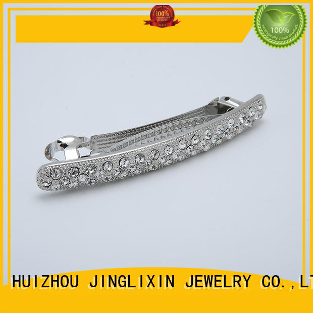 hot sale women's fashion jewelry accessories rhinestones for ladies JINGLIXIN