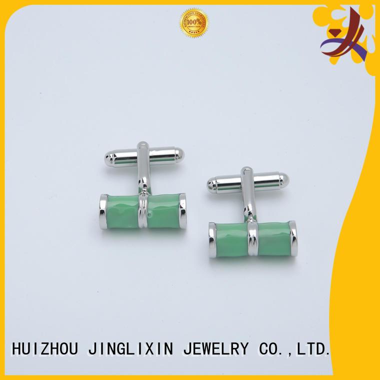 JINGLIXIN Brand gold hardware jewelry bookmark supplier