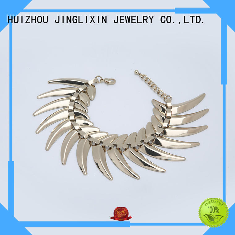 JINGLIXIN High-quality customize bracelets factory for ladies