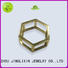 JINGLIXIN Brand plated headband steel hardware jewelry zinc