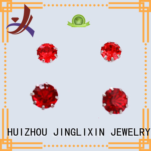 abs goldplated ancient JINGLIXIN Brand wholesale fashion earrings