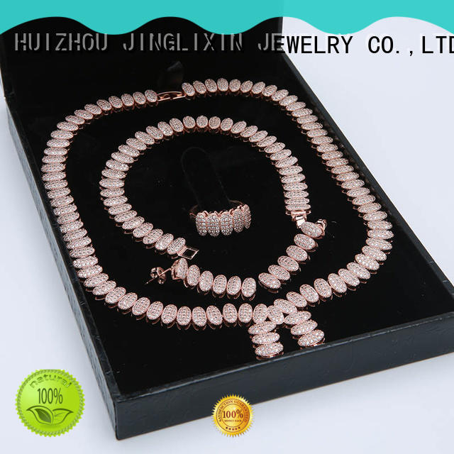 JINGLIXIN costume jewelry sets factory for sale