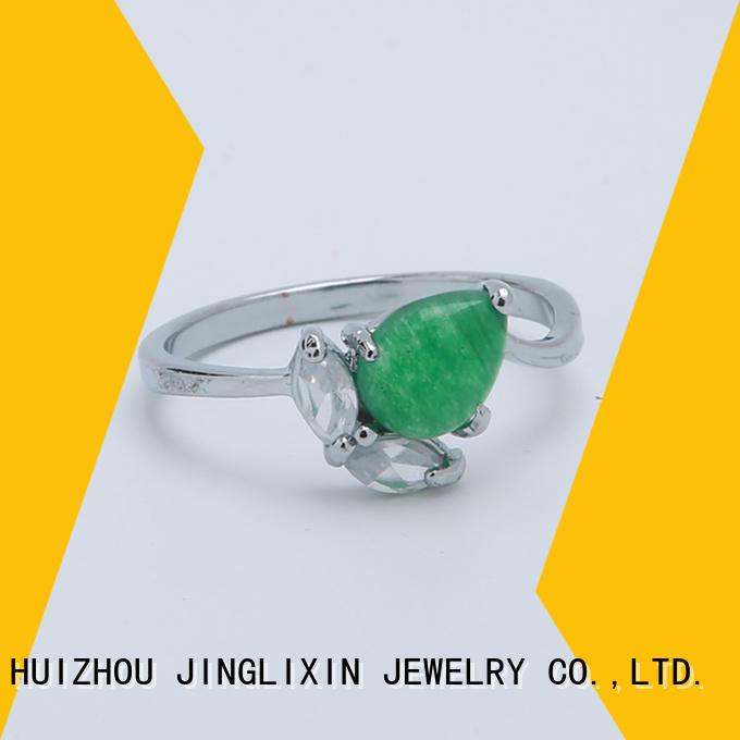 JINGLIXIN r custom ring design manufacturer for women