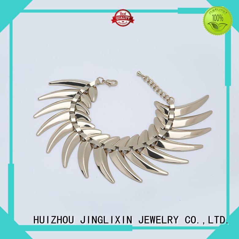 wrist customized couple bracelets hot sale for ladies JINGLIXIN