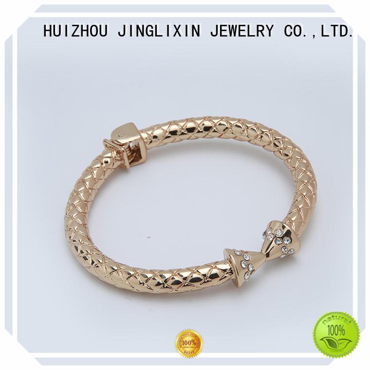 custom bracelets for her wrist for ladies JINGLIXIN