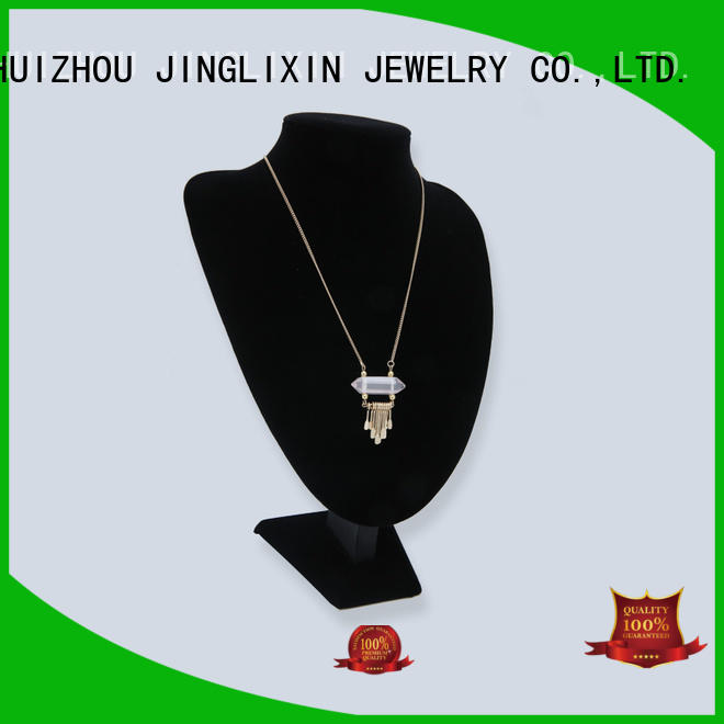 JINGLIXIN professional rhinestones necklace factory for women