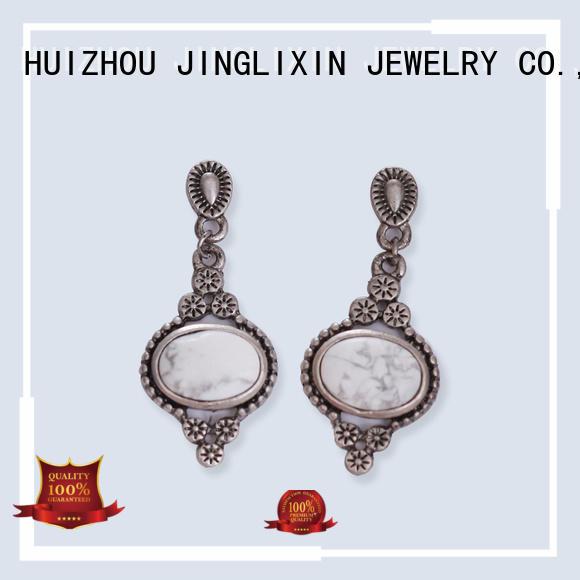 mattebeads pearl earrings stud supplier for sale