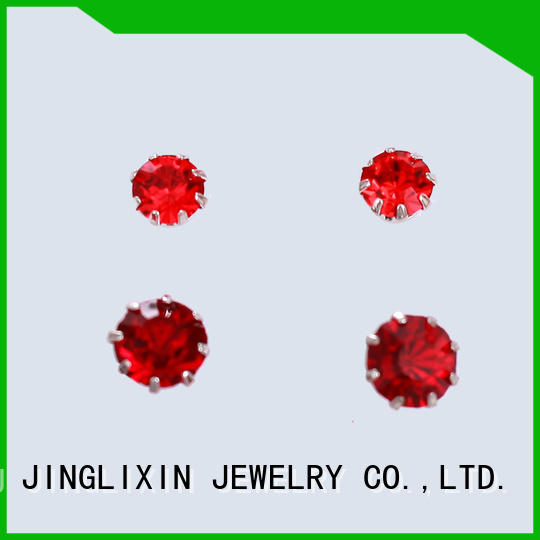 hot sale blue earrings professional for sale JINGLIXIN