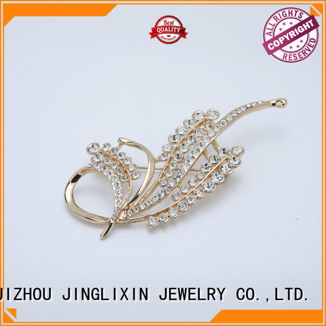 JINGLIXIN New scarf buckle for business for party
