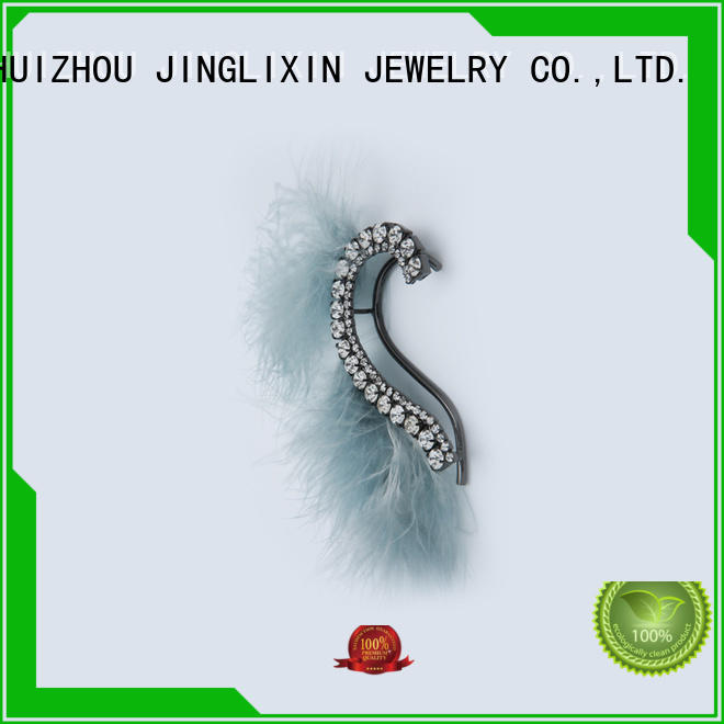 Wholesale jewelry earrings maker for ladies