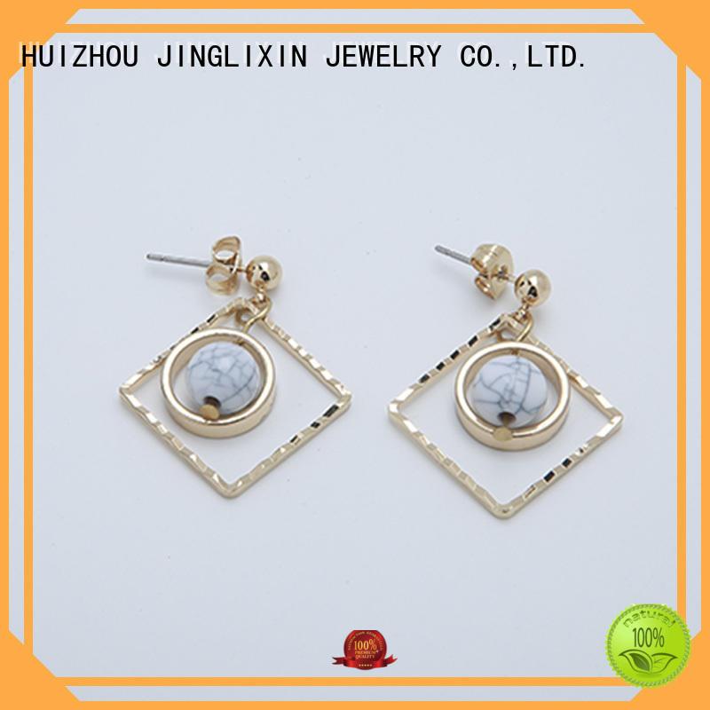 JINGLIXIN chandelier new trendy earrings supplier for sale