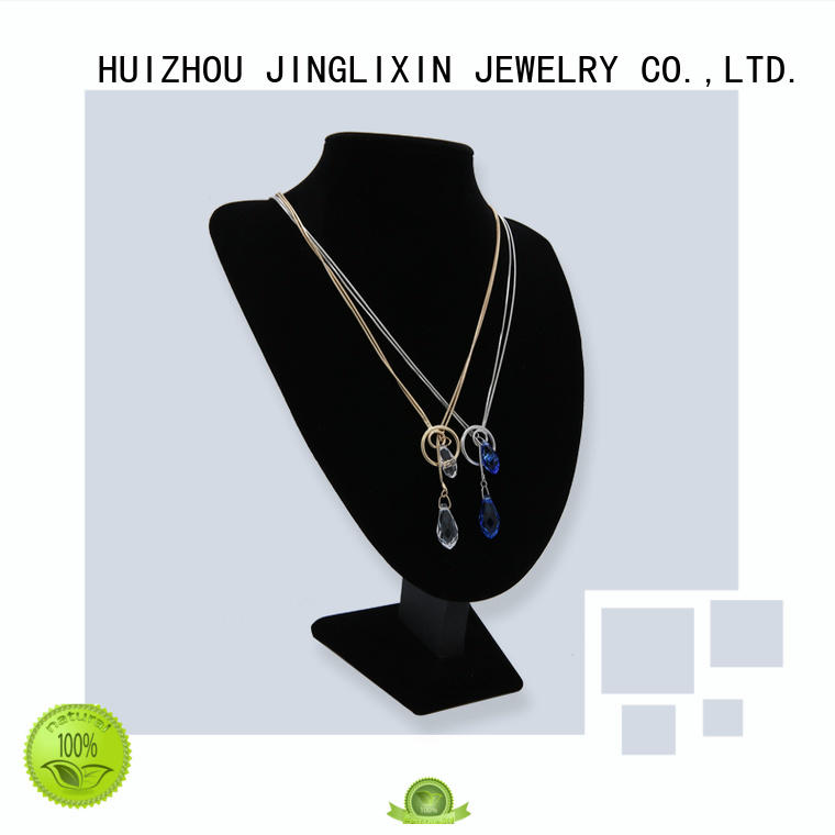 JINGLIXIN Latest acrylic necklace manufacturers for women